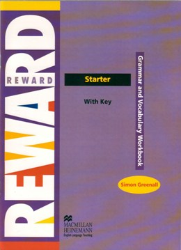REWARD STARTER GRAMMAR & VOCABULARY WORKBOOK WITH KEY