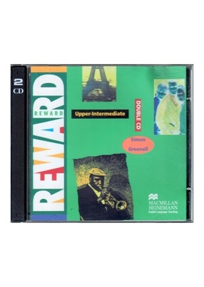 REWARD UPPER-INTERMEDIATE CLASS AUDIO CDs (SET 2 CD)