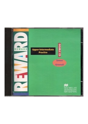 REWARD UPPER-INTERMEDIATE PRACTICE BOOK CDs (SET 2 CD)
