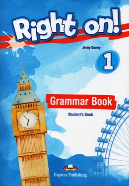 RIGHT ON! 1 GRAMMAR BOOK STUDENT'S