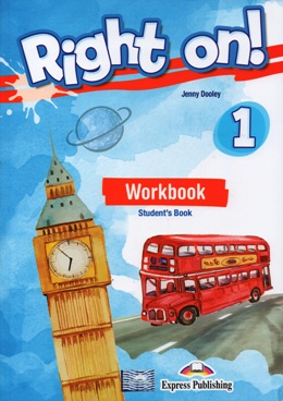 RIGHT ON! 1 WORKBOOK STUDENT'S