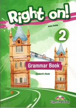 RIGHT ON! 2 GRAMMAR BOOK STUDENT'S