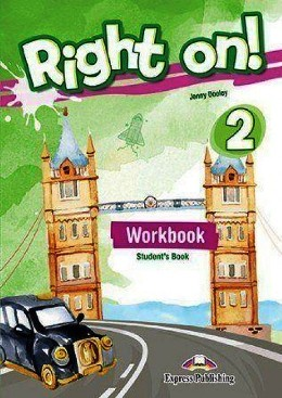 RIGHT ON! 2 WORKBOOK STUDENT'S