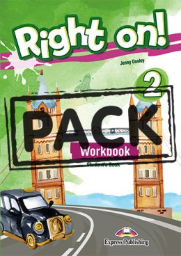 RIGHT ON! 2 WORKBOOK STUDENT'S PACK