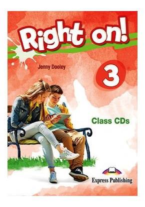 RIGHT ON! 3 CLASS CDs (SET OF 3)