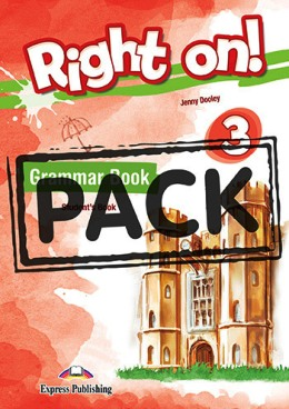 RIGHT ON! 3 GRAMMAR BOOK STUDENT'S PACK