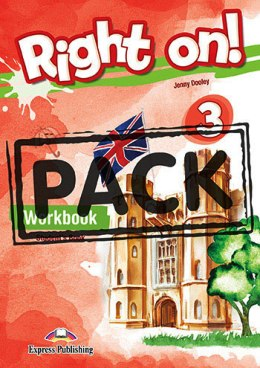 RIGHT ON! 3 WORKBOOK STUDENT'S PACK