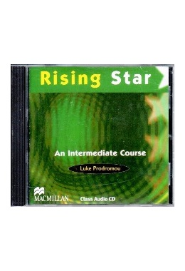 RISING STAR AN INTERMEDIATE COURSE CLASS AUDIO CD