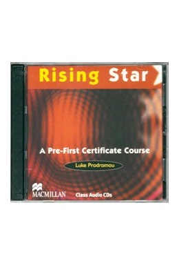 RISING STAR A PRE-FIRST CERTIF. COURSE CLASS CDs (SET 2 CD)