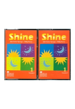 SHINE 1 AUDIO CASSETTE (SET 2 CASSETTE)
