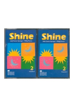 SHINE 2 AUDIO CASSETTE (SET 2 CASSETTE)