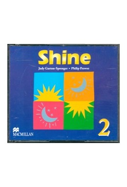SHINE 2 AUDIO CD (SET 3 CD)