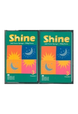 SHINE 3 AUDIO CASSETTE (SET 2 CASSETTE)