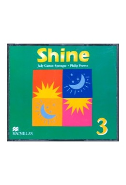 SHINE 3 AUDIO CD (SET 3 CD)