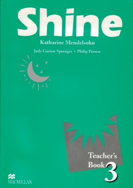 SHINE 3 TEACHER'S BOOK