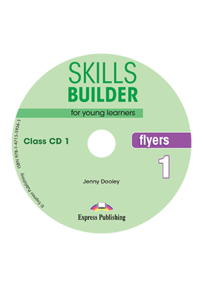 SKILLS BUILDER FLYERS 1 CLASS CDs (SET 2 CD) (REVISED 2018)