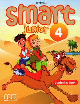 SMART JUNIOR 4 STUDENT'S BOOK