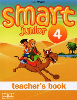 SMART JUNIOR 4 TEACHER'S BOOK