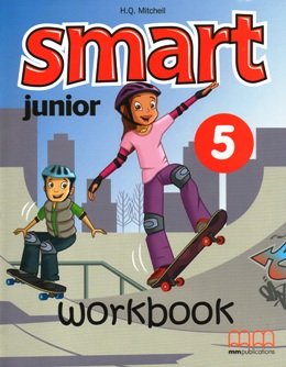 SMART JUNIOR 5 WORKBOOK WITH AUDIO CD/CD-ROM