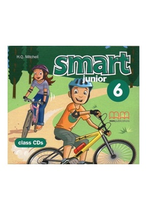 SMART JUNIOR 6 CLASS CDs (SET OF 2)