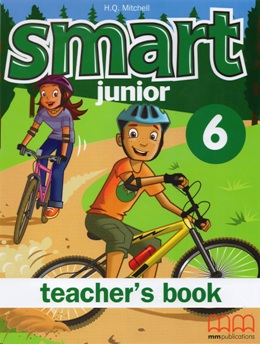 SMART JUNIOR 6 TEACHER'S BOOK