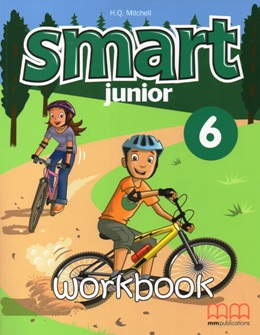 SMART JUNIOR 6 WORKBOOK WITH AUDIO CD/CD-ROM