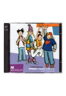 SMASH 1 CLASS AUDIO CD (SET 2 CD)