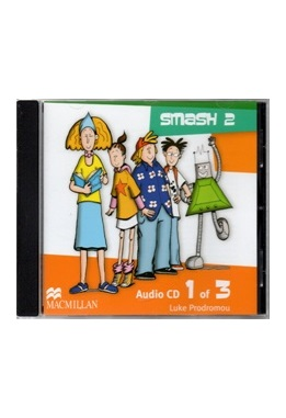 SMASH 2 CLASS AUDIO CD (SET 3 CD)