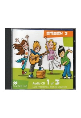 SMASH 3 CLASS AUDIO CD (SET 3 CD)