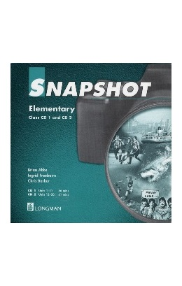 SNAPSHOT ELEMENTARY CLASS CDs (SET 2 CD)
