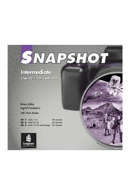 SNAPSHOT INTERMEDIATE CLASS CDs (SET 3 CD)