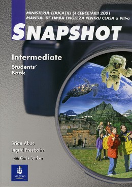 SNAPSHOT INTERMEDIATE STUDENT'S BOOK