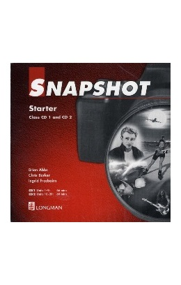 SNAPSHOT STARTER CLASS CDs (SET 2 CD)