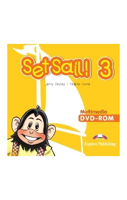 SET SAIL! 3 MULTIMEDIA DVD-ROM