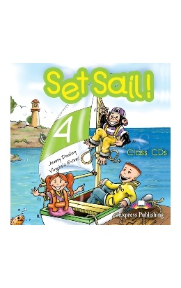 SET SAIL! 4 CLASS CDs (SET 2 CD)