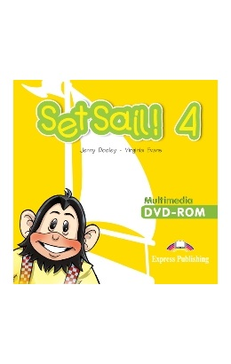 SET SAIL! 4 MULTIMEDIA DVD-ROM