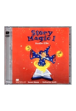 STORY MAGIC 1 AUDIO CD (SET 2 CD)