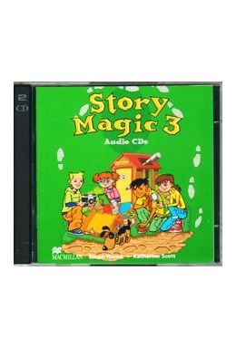 STORY MAGIC 3 AUDIO CD (SET 2 CD)