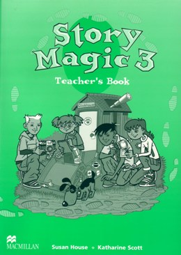 STORY MAGIC 3 TEACHER'S BOOK