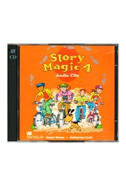 STORY MAGIC 4 AUDIO CD (SET 2 CD)