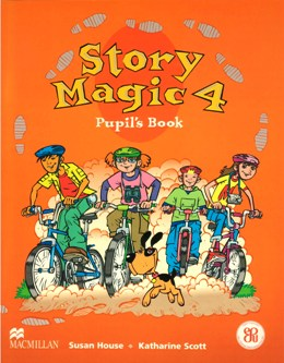 STORY MAGIC 4 PUPIL'S BOOK