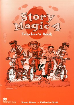 STORY MAGIC 4 TEACHER'S BOOK