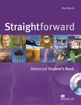 STRAIGHTFORWARD ADVANCED STUDENT'S BOOK WITH CD-ROM
