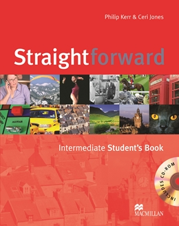 STRAIGHTFORWARD INTERMEDIATE STUDENT'S BOOK WITH CD-ROM