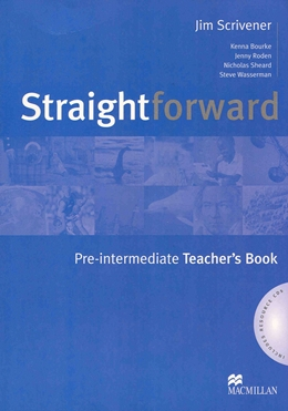 STRAIGHTFORWARD PRE-INTERMEDIATE TEACHER'S BOOK PACK