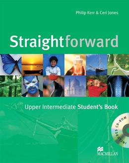 STRAIGHTFORWARD UPPER INTERMEDIATE STUDENT'S BOOK PACK 2 (SB WITH CD-ROM & WB)