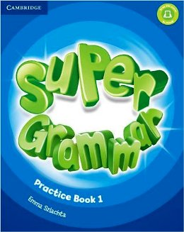 SUPER MINDS 1 SUPER GRAMMAR PRACTICE BOOK