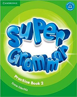 SUPER MINDS 2 SUPER GRAMMAR PRACTICE BOOK