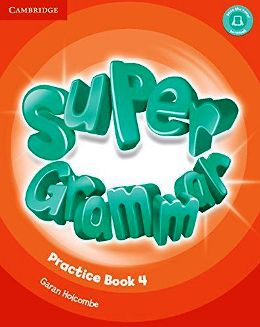 SUPER MINDS 4 SUPER GRAMMAR PRACTICE BOOK