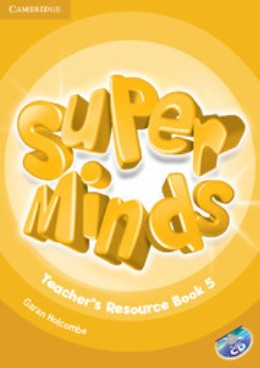 SUPER MINDS 5 TEACHER'S RESOURCE BOOK WITH AUDIO CD